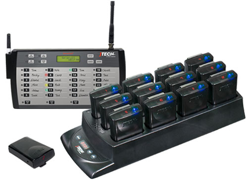 Restaurant Pagers Guest Pagers Server Pagers Hme